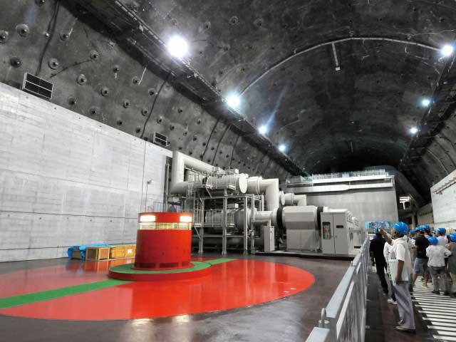 神流川発電所