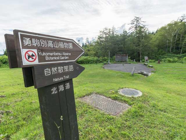 旭岳温泉自然探勝路