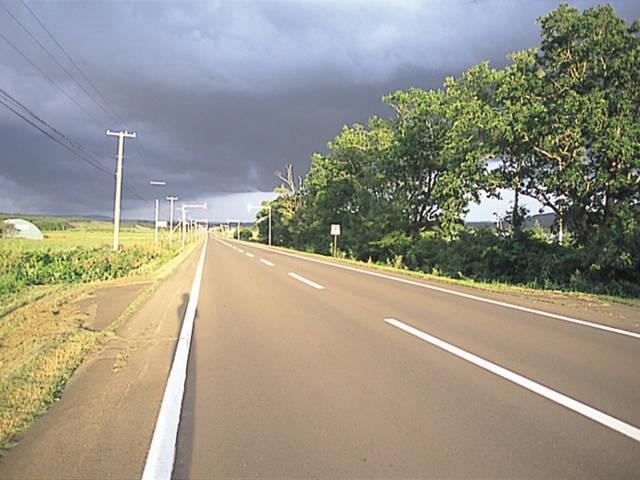 阿寒横断道路