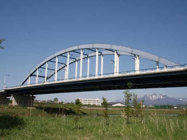 ふらの五条大橋