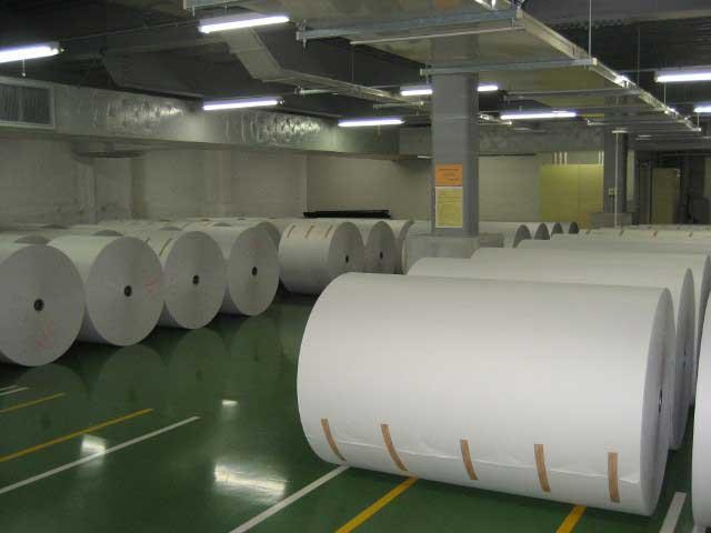 道新総合印刷 帯広工場(見学)