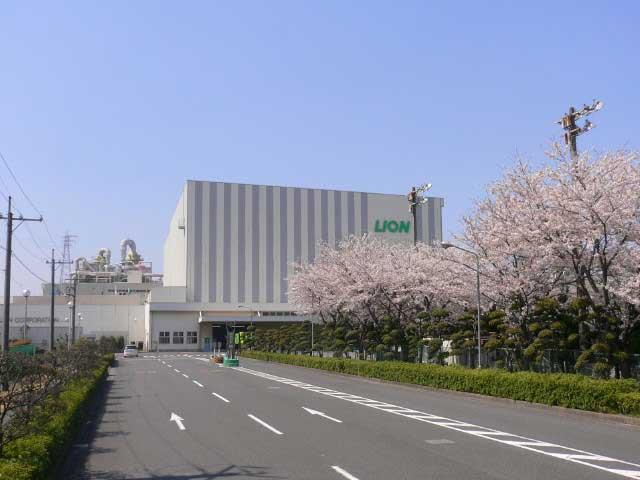 ライオン 千葉工場(見学)
