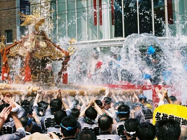 富岡八幡宮例大祭