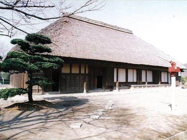 茅ヶ崎市民俗資料館(旧三橋家及び旧和田家)