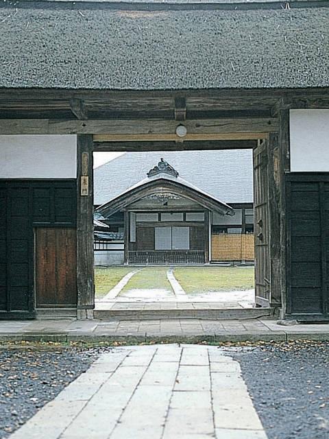 笹川邸(重要文化財旧笹川家住宅)