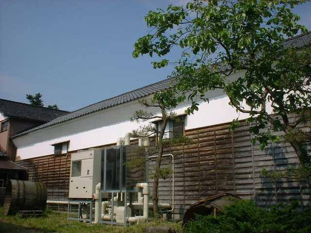 塩川酒造(見学)