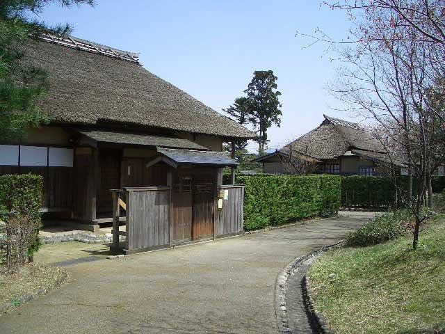 旧嵩岡家住宅