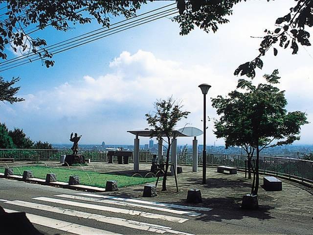 呉羽山公園
