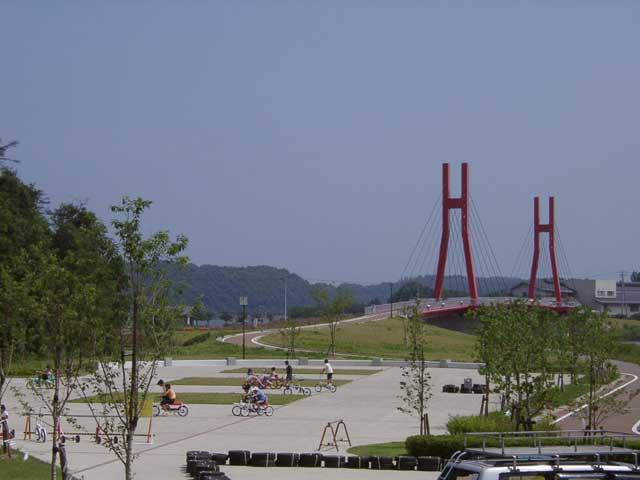 北潟湖畔公園・サイクリングパーク