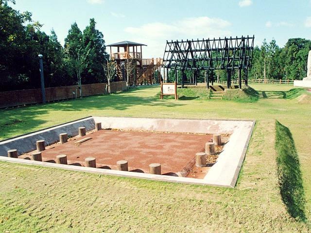 中里城跡史跡公園