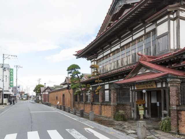 金木町歩き