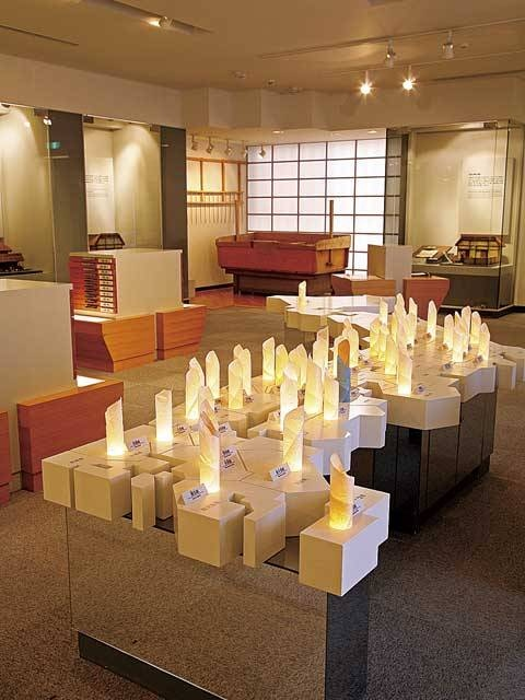 美濃和紙の里会館