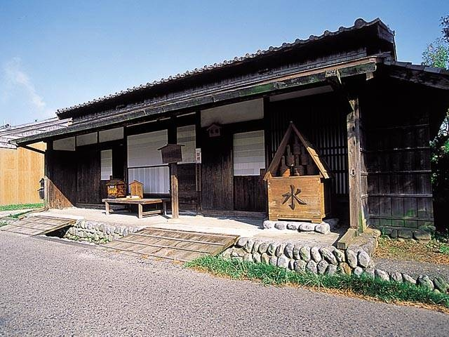 島田宿大井川川越遺跡