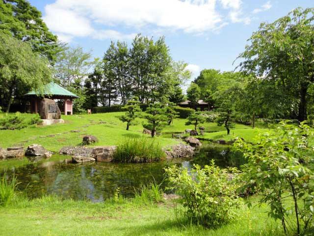 万葉の森公園