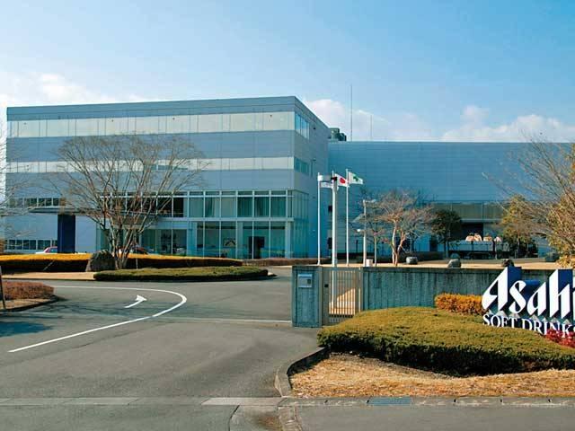 アサヒ飲料 富士山工場(見学)