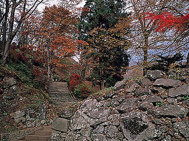 猪苗代城跡(亀ヶ城公園)