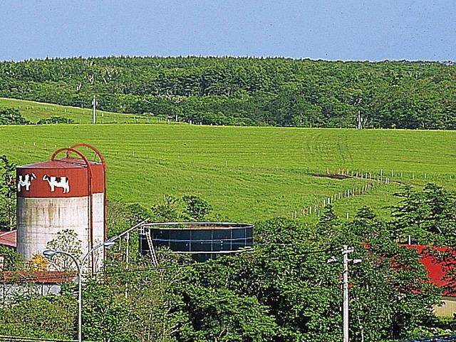 茶内酪農展望台