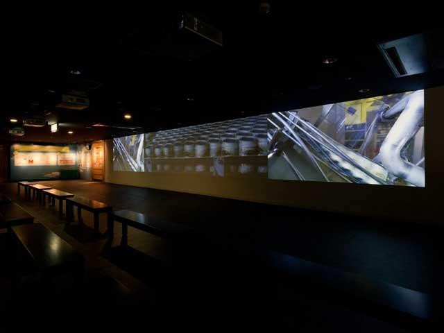 キリンビール名古屋工場(レストラン ブルワーズハウス)(見学)