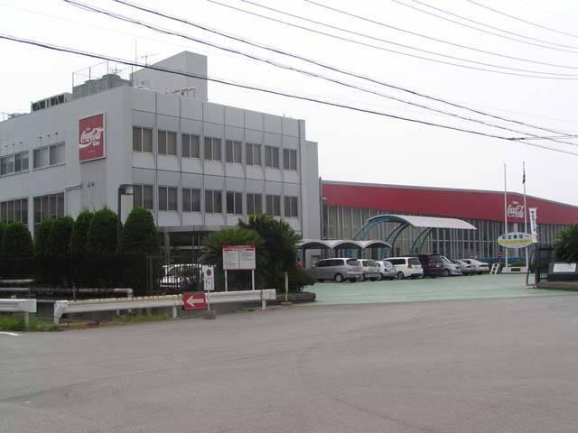 コカ・コーライーストジャパン 東海工場(見学)
