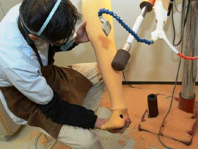 松本義肢製作所(見学)