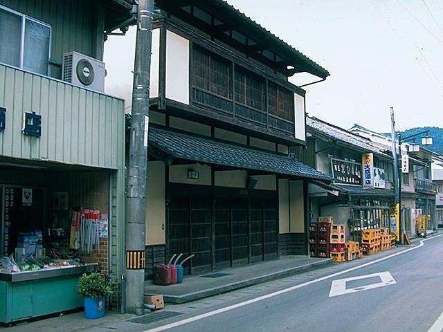 大江健三郎生家