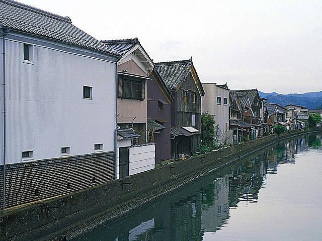 高野川倉庫群