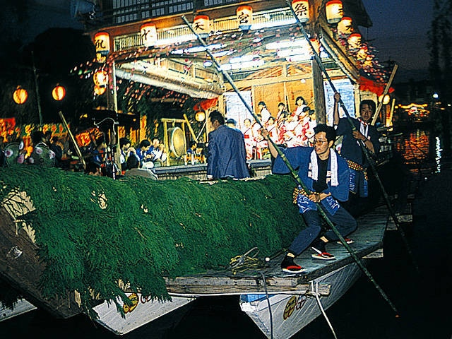 沖端水天宮祭