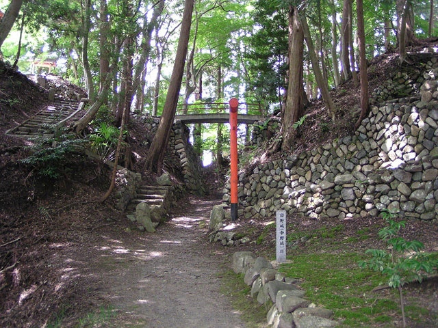中野(日野)城跡