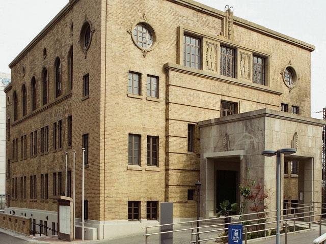 大津市旧大津公会堂