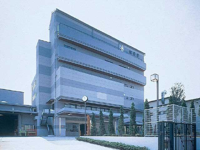香老舗 松栄堂 長岡京工場