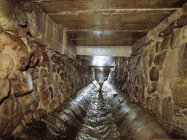 太閤(背割)下水