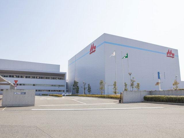 森永乳業 神戸工場(見学)
