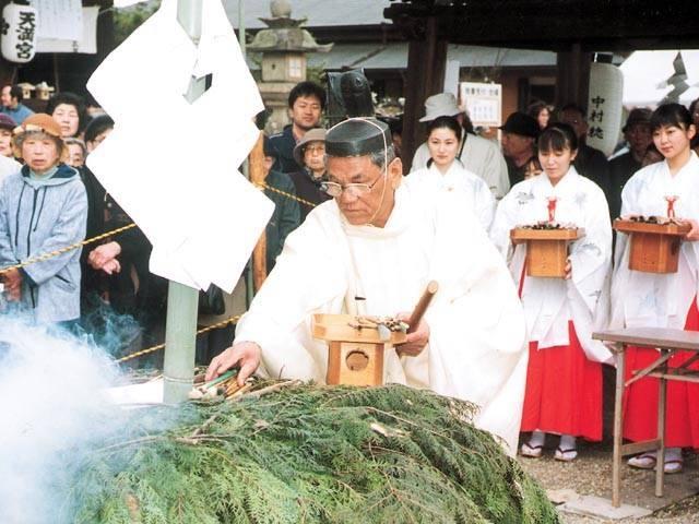 奈良筆祭り