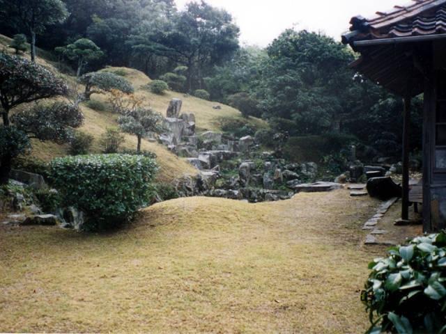 小川家雪舟庭園