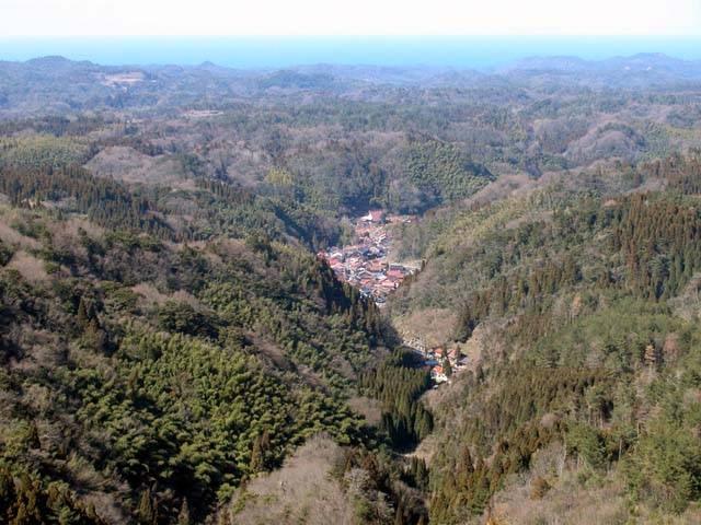 世界遺産石見銀山遺跡とその文化的景観