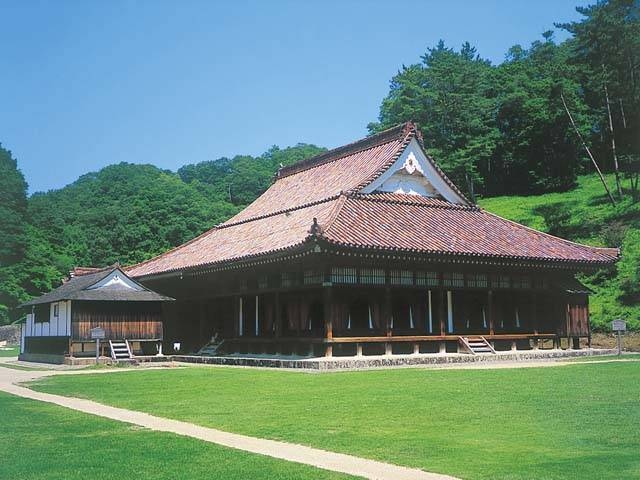 旧閑谷学校