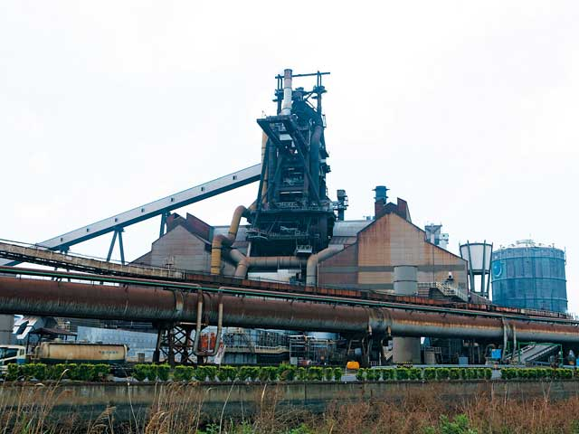 JFEスチール 西日本製鉄所倉敷地区(見学)