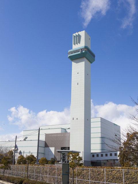 岡山市東部クリーンセンター 東部リサイクルプラザ(見学)