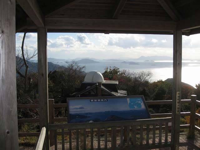 陀峯山パノラマ展望台