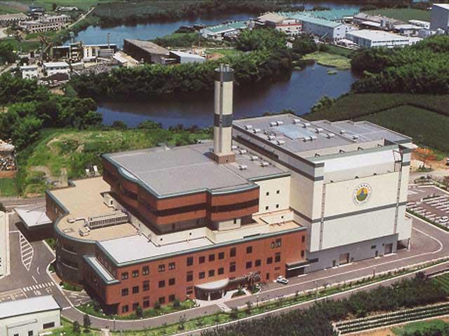 八女西部クリーンセンター・リサイクルプラザ(見学)