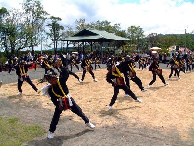 太良嶽神社秋祭り