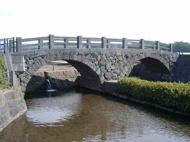 上津久礼眼鏡橋
