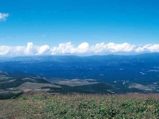 俵山ハイキング