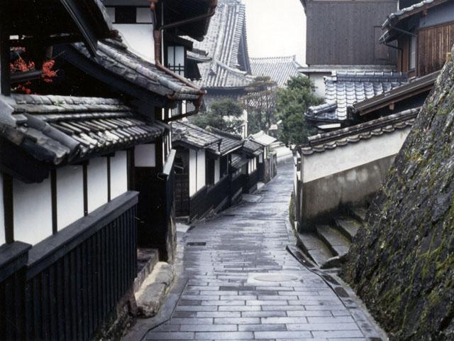 二王座歴史の道