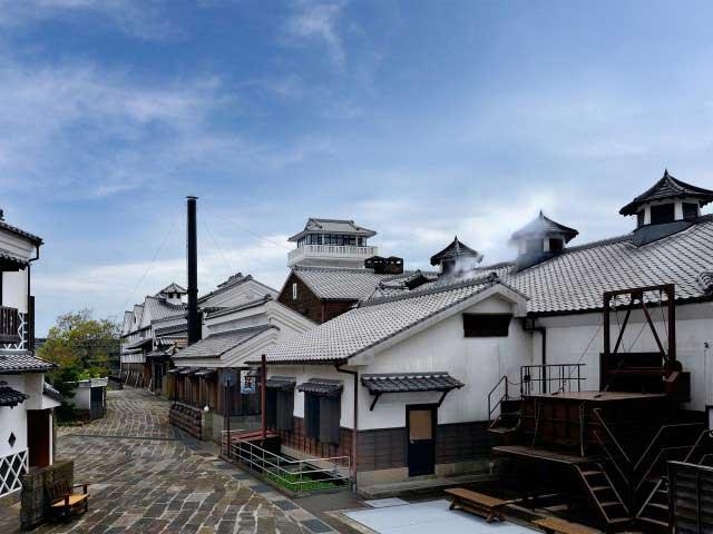 薩摩酒造 明治蔵(見学)