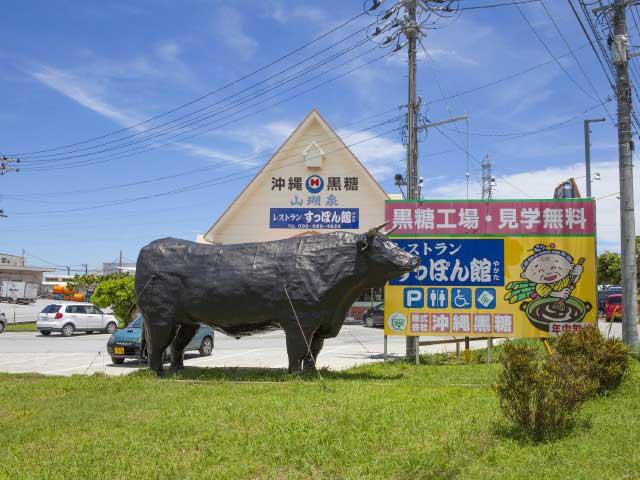 沖縄黒糖 工場見学