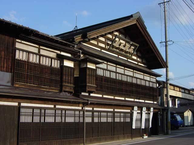 湯沢の造り酒屋(見学)