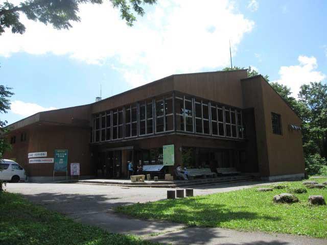 山形県立自然博物園 ネイチャーセンター