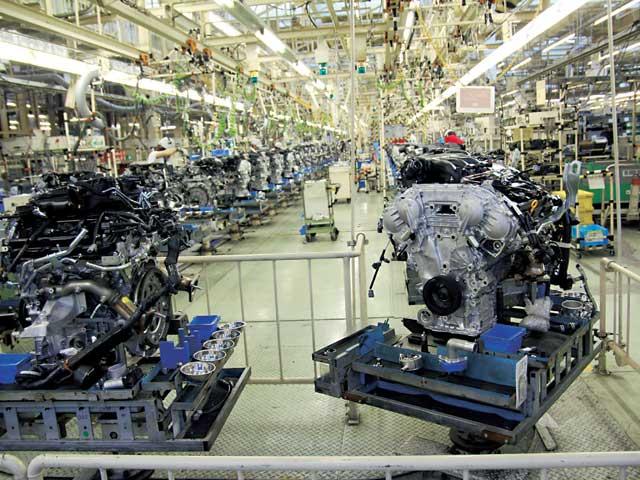 日産自動車 いわき工場(見学)