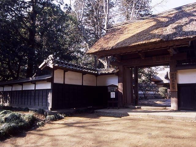水海道風土博物館 坂野家住宅